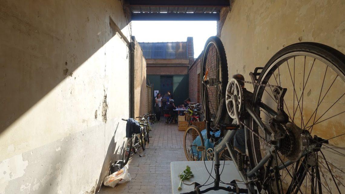 Nouveau : l'atelier vélo!