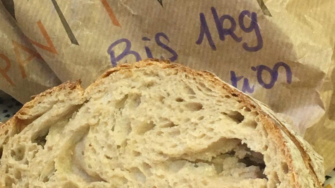 Une nouvelle bonne comme du bon pain