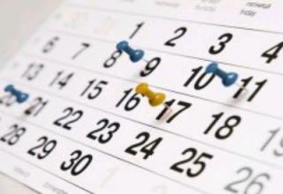 L'agenda de fin d'année (attention, c'est chargé!!!)